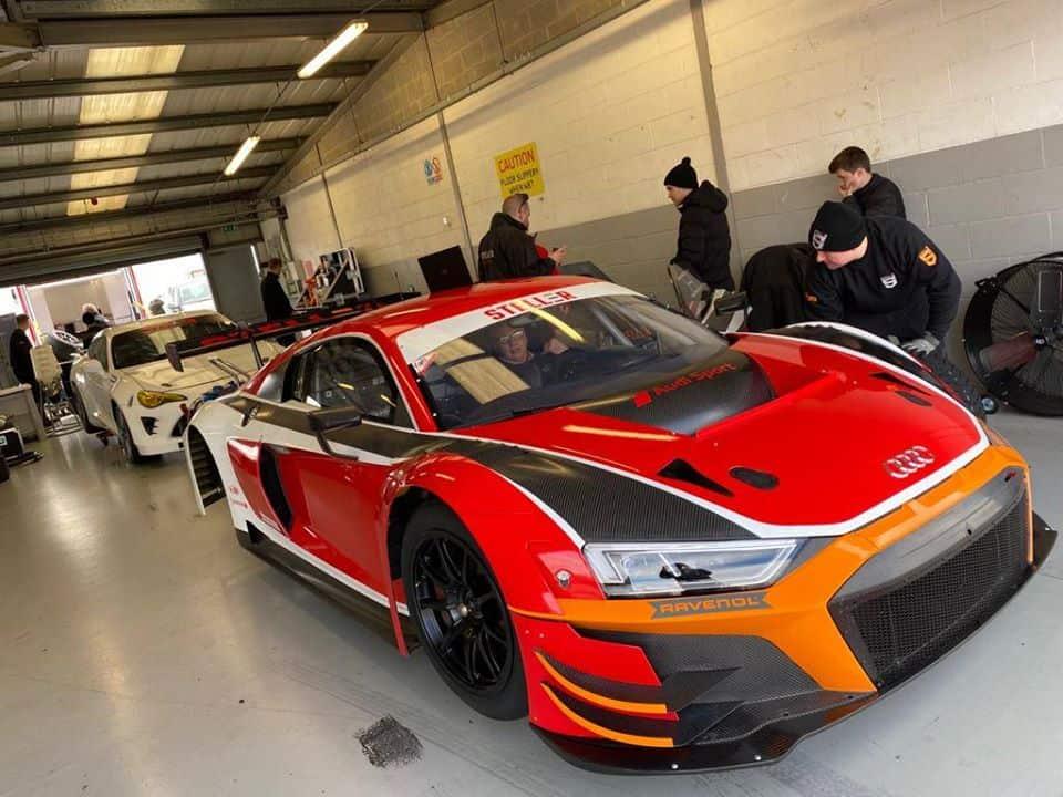 Audi GT3 Steller Motorsport