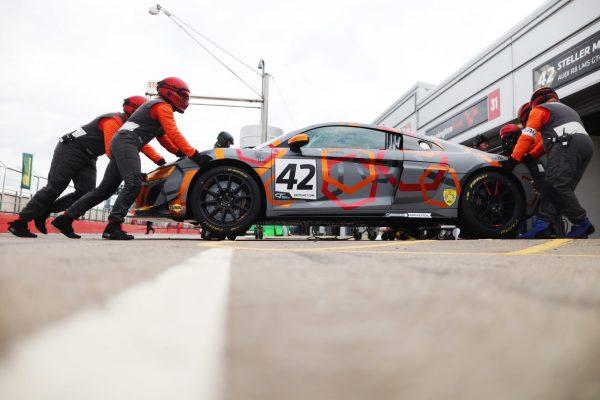 Richard Williams / Sennan Fielding - Steller Motorsport Audi R8 LMS GT4