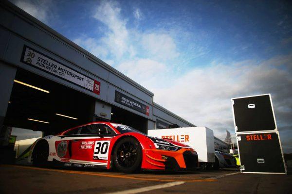 Donington 2020 British GT montage